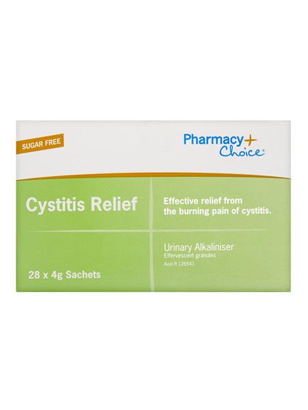 Pharmacy Choice -  Cystitis Relief Sachet 28's
