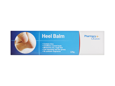 Pharmacy Choice -  Heel balm 125g