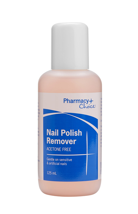 Pharmacy Choice -  Nail Polish Remover 125mL
