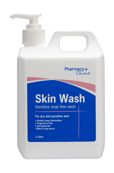 Pharmacy Choice -  Skin Wash 1L