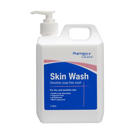Pharmacy Choice -  Skin Wash 1L