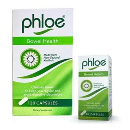 PHLOE Bowel Health 120+30caps