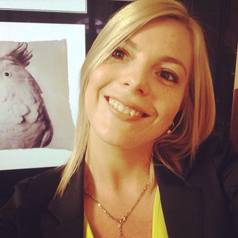 Photo of Maree Hoare. Owner of Di Moda Ltd