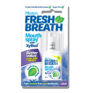 PIKSTERS Fresh Breath Mouth Spray