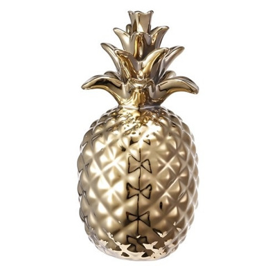 Pineapple Accent - Gold