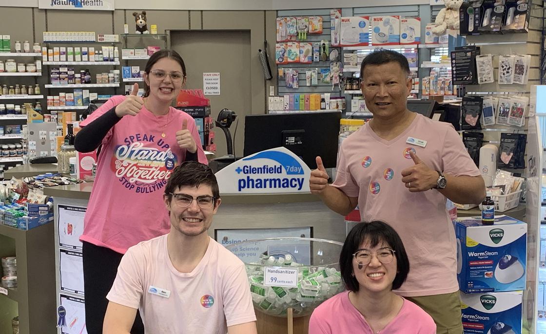 Pink Shirt Day 2021