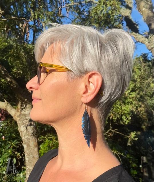 Pique earrings