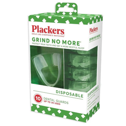 Plackers Grind No More Protect 10pk