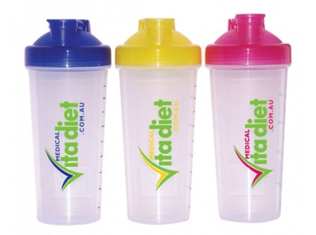 Plastic Shaker 500ml