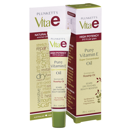 PLUNKETTS Vita E Oil 25 ml