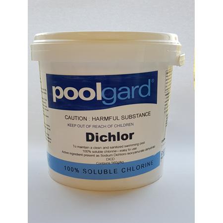 Poolgard DICHLOR 2kg