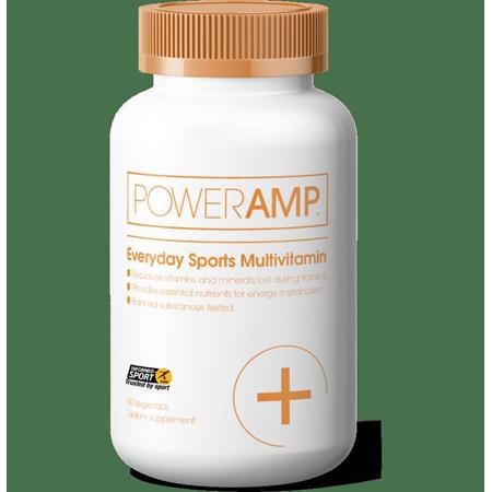 Poweramp Everyday Sports Multivitamin 120 capsules