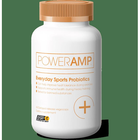 Poweramp Everyday Sports Probiotics 75Billion 60 capsules