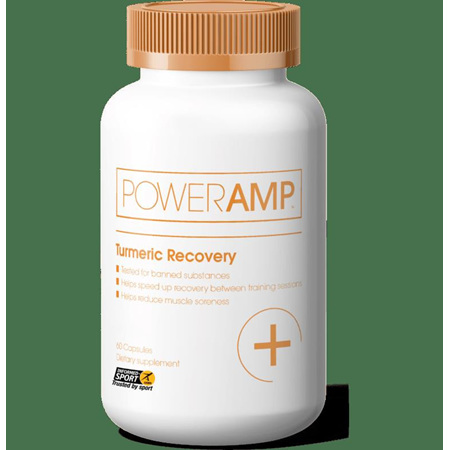 Poweramp Turmeric Recovery 60 capsules