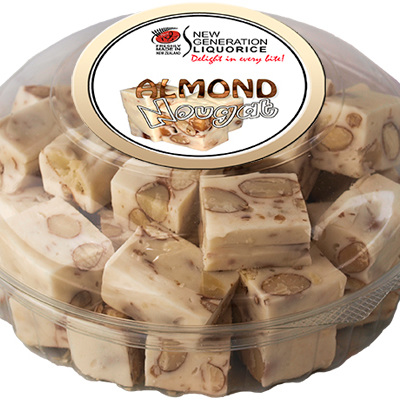 Premium Almond Nougat