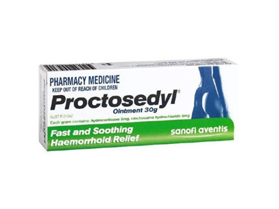 Proctosedyl Oint 30gm