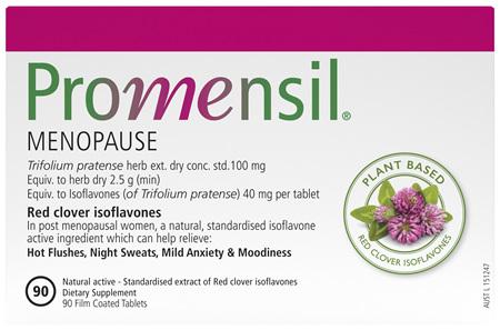 Promensil Menopause 90s