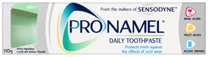 Pronamel Daily Protection Enamel Toothpaste 110g