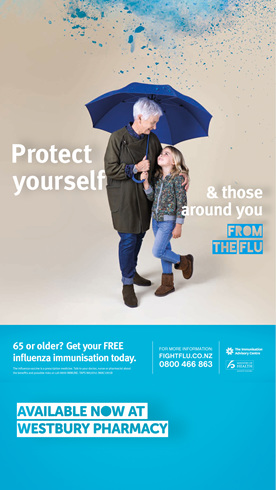 Protect yourself and those around you from the flu