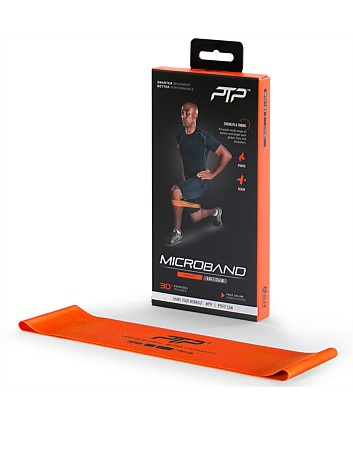PTP Microband Heavy Orange