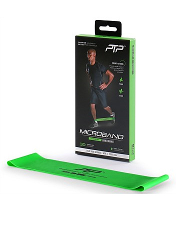 PTP Microband Medium Green