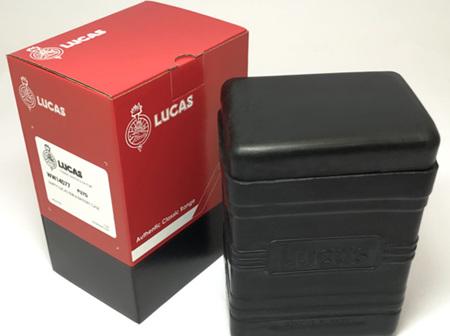 PU7D Lucas Battery Box - Rubber