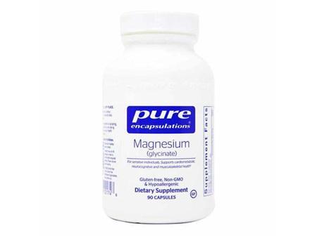 Pure Encapsulations Magnesium (glycinate) 120mg Capsules 90
