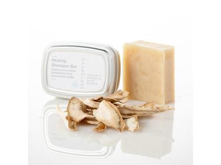 Pure Peony Healing Shampoo Bar 45g