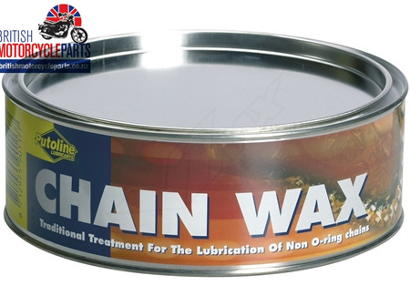Putoline Chain Wax Kit - 1kg Tin