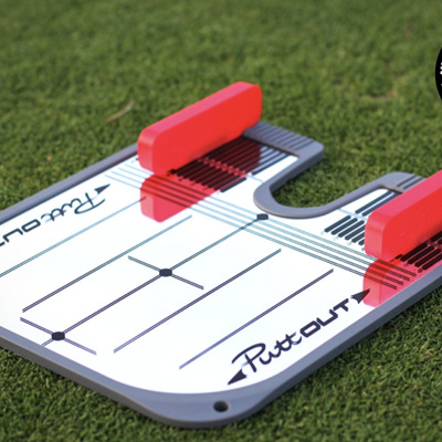 PuttOut: Putting Mirror Trainer With Gates