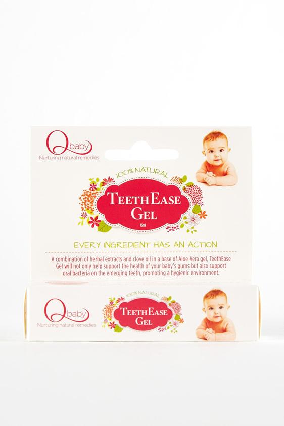 Qbaby TEETHEASE GEL 15ML
