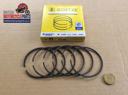 R13570 Triumph 500cc Piston Ring Set - T100 5TA