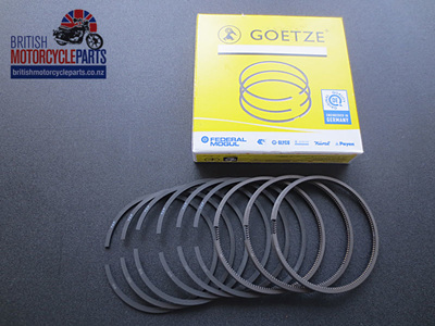 R23020/G BSA A75 & Triumph T150 T160 Piston Ring Sets