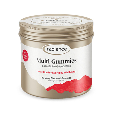 RADIANCE Adult Multi Gummies 60