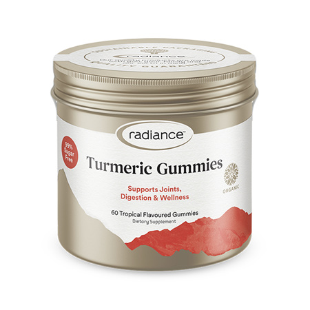 RADIANCE Adult Turmeric Gummies 60