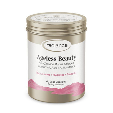 RADIANCE Ageless Beauty 60caps