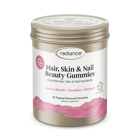 RADIANCE Beauty Hair&Nail Gummies50