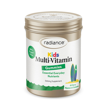 RADIANCE Kids Gummie Multi Vit. 60