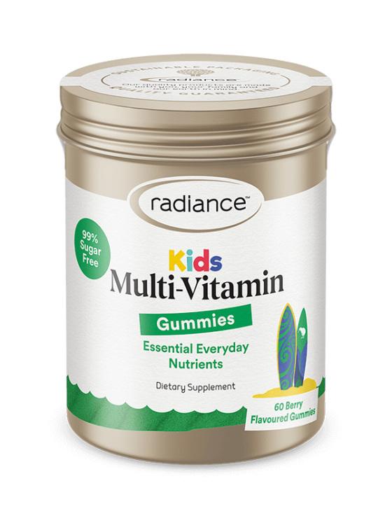 RADIANCE Kids Gummie Multi Vit. 60