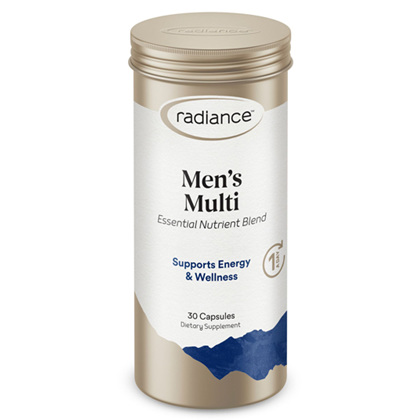 RADIANCE Men's Multi 30tabs