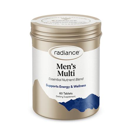 RADIANCE Men's Multi 60tabs