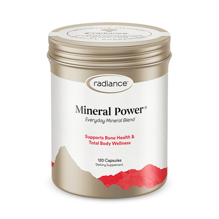 RADIANCE Mineral-Power 120tabs