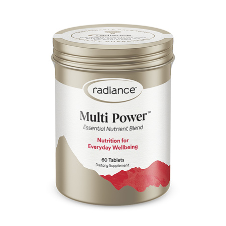 RADIANCE Multi Power 60tabs