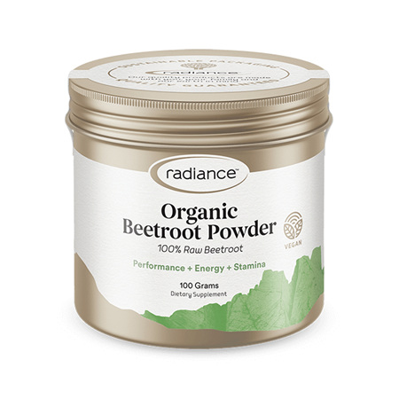 RADIANCE Organic Beetroot Powder 100g