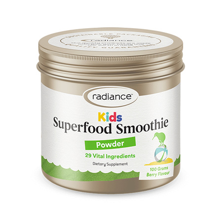 RADIANCE Superfood Kids Smoothie Berry 100g