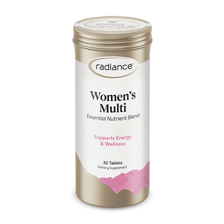 RADIANCE Women's Multi 30tabs