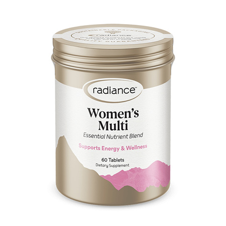 RADIANCE Women's Multi  60tabs