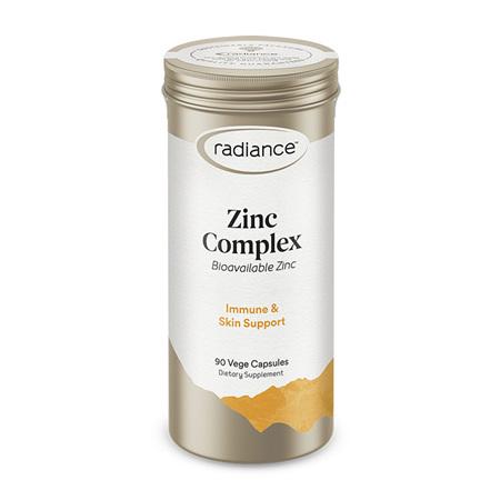 RADIANCE Zinc Complex 90caps