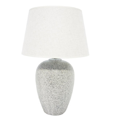 Ranii Ceramic Lamp - Sand Glaze