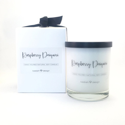 Raspberry Daiquiri - Soy Candle - Large